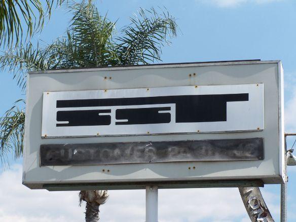 SST  billboard