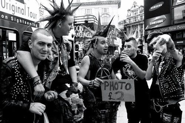 common punk rock ideologies and philosophies punx in