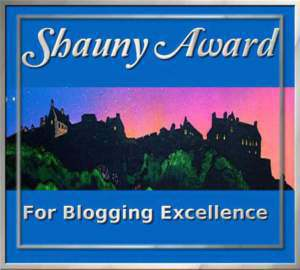 Shauny Award For Blogging Excellence
