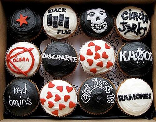 Punk Cakes