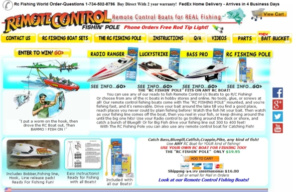 Fishing Funco Website Capture