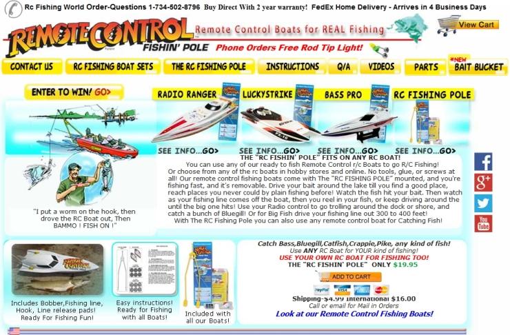 Fishing Funco Website Capture