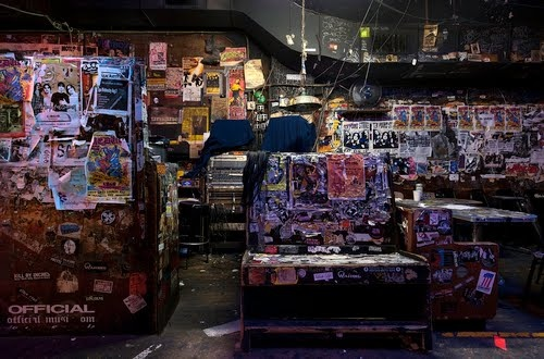 CBGB Room