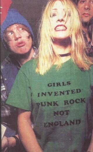 Sonic Youth Punk