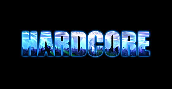 Hardcore Blue