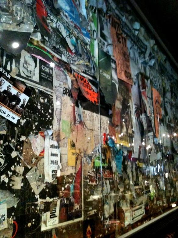 CBGB Halls