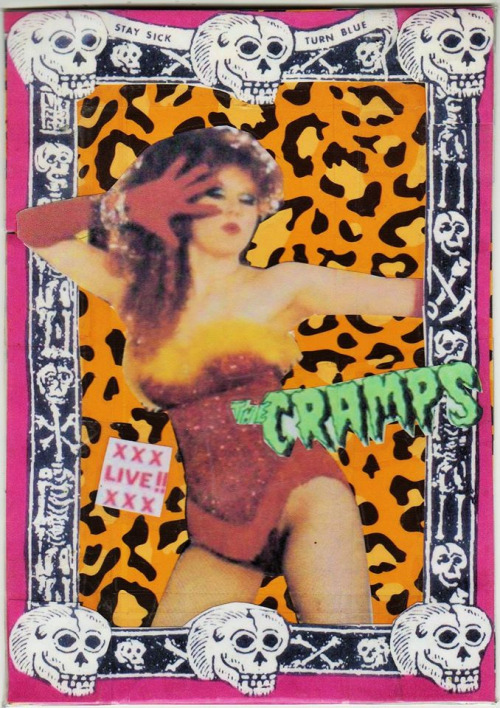 Cramps Flyer