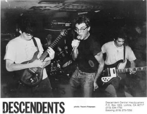 Descendents Flyer